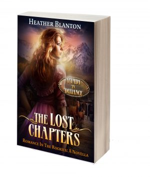 Cover for A Lady in Defiance—The Lost Chapters