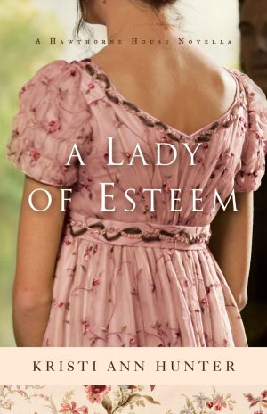 Cover for A Lady of Esteem