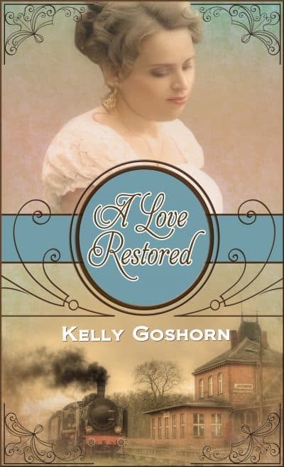 Cover for A Love Restored