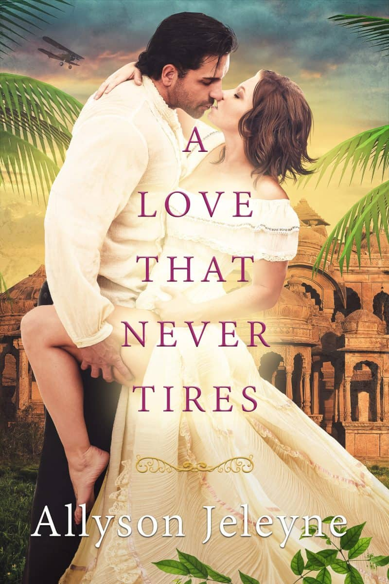 Cover for A Love That Never Tires
