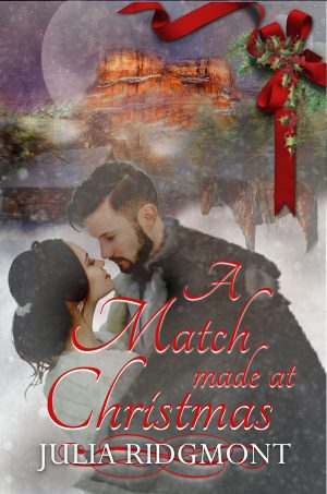 Cover for A Match Made at Christmas