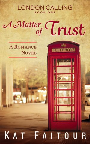 Cover for A Matter of Trust