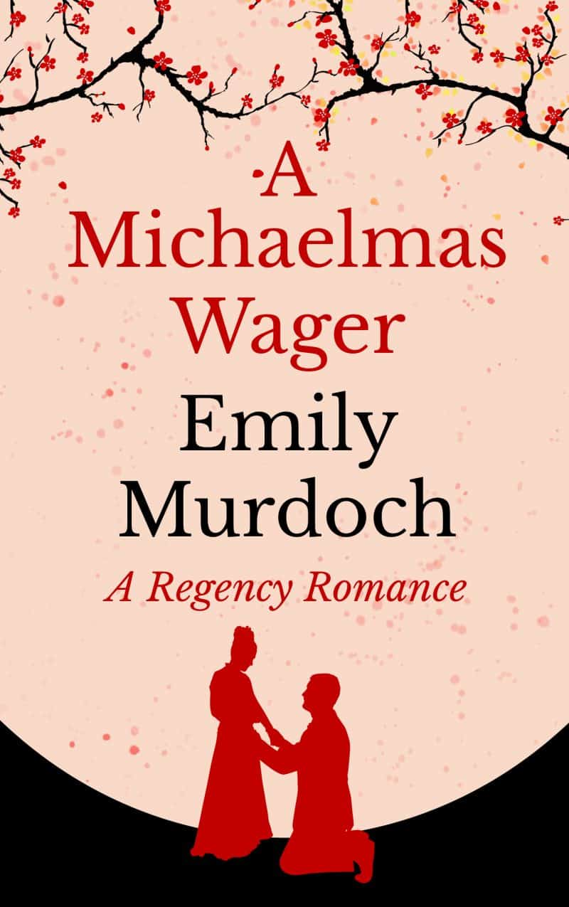 Cover for A Michaelmas Wager