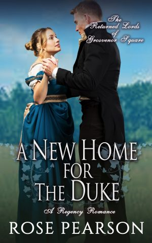 Cover for A New Home for the Duke