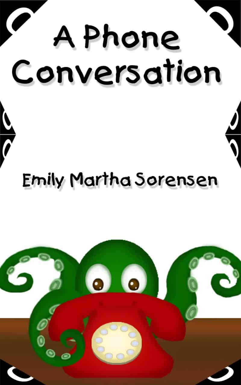 Cover for A Phone Conversation