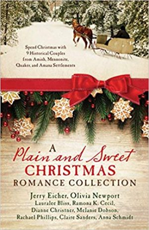 Cover for A Plain and Sweet Christmas