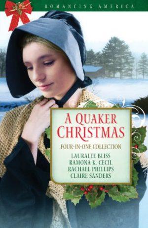 Cover for A Quaker Christmas