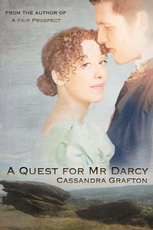 Cover for A Quest for Mr Darcy