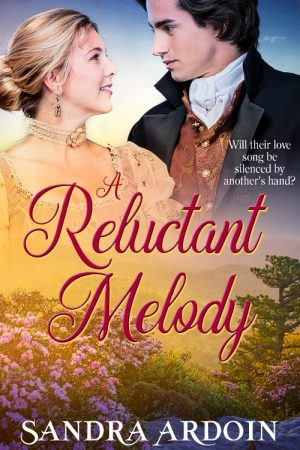 Cover for A Reluctant Melody