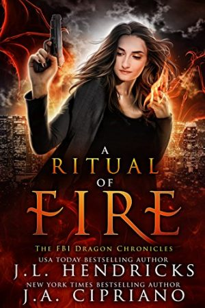 Cover for A Ritual of Fire