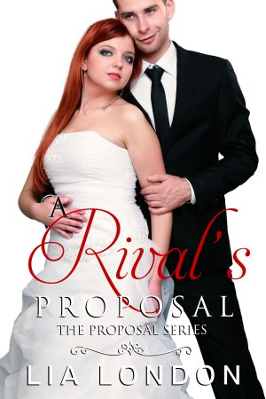 Cover for A Rival's Proposal