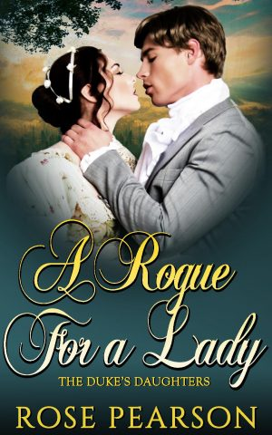Cover for A Rogue for a Lady