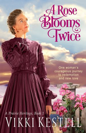 Cover for A Rose Blooms Twice