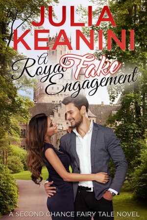 Cover for A Royal (Fake) Engagement