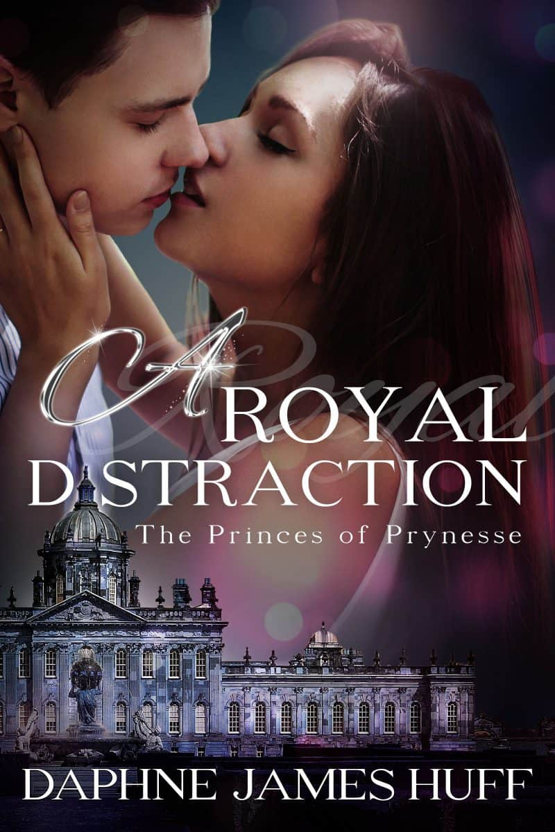 Cover for A Royal Distraction