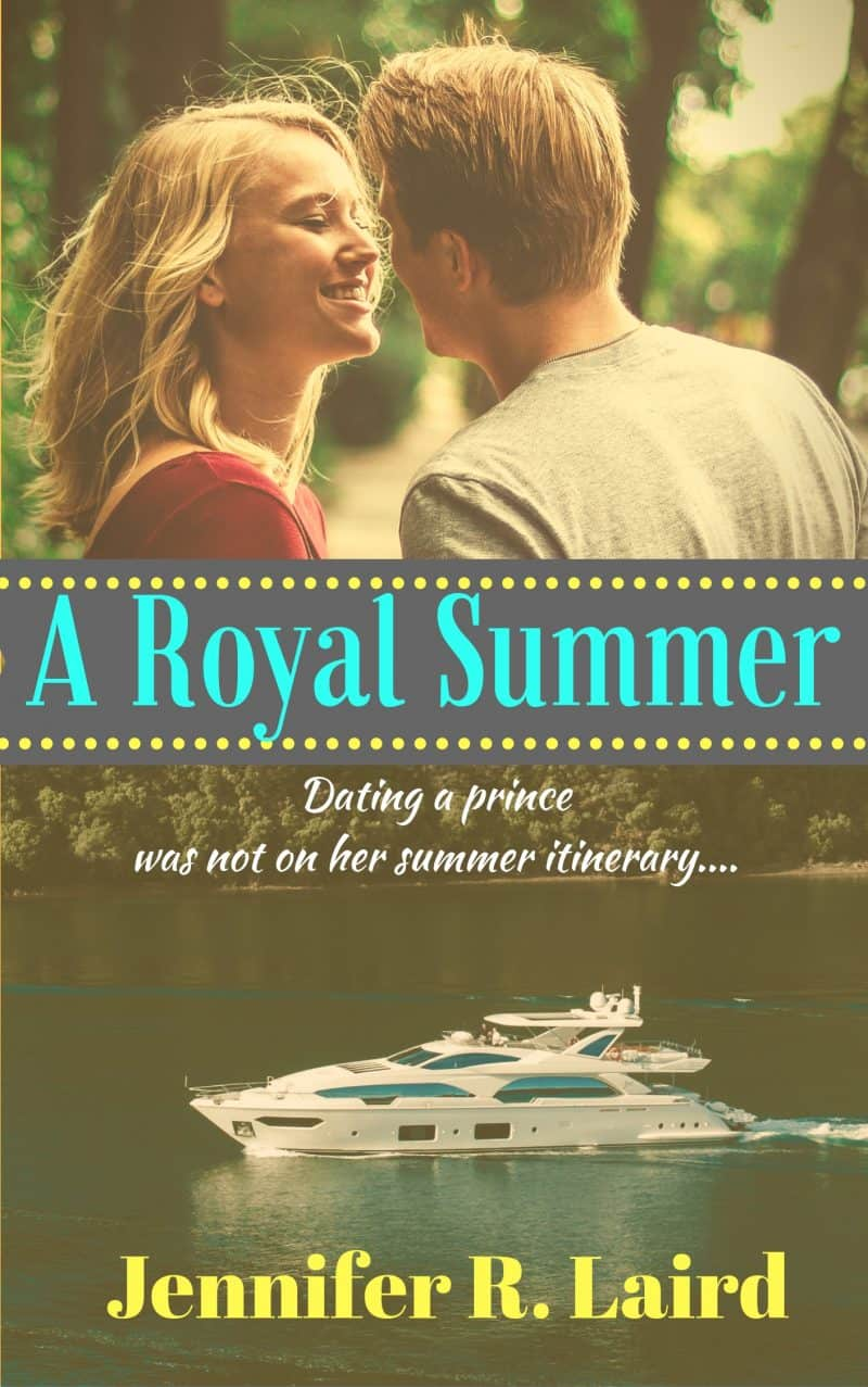Cover for A Royal Summer