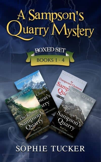 Cover for A Sampson's Quarry Mystery Boxed Set