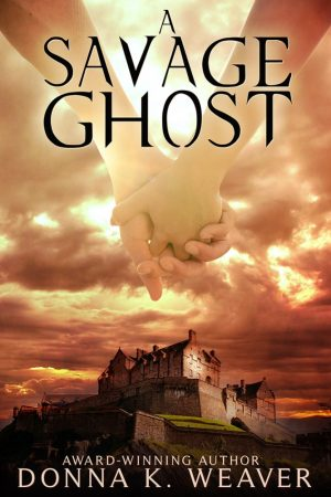 Cover for A Savage Ghost