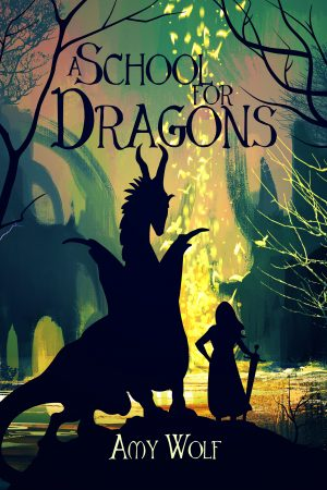 Cover for A School for Dragons