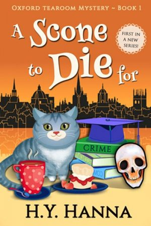 Cover for A Scone To Die For