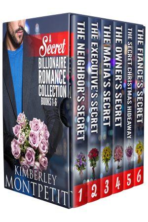 Cover for A Secret Billionaire Romance Collection, Books 1-6