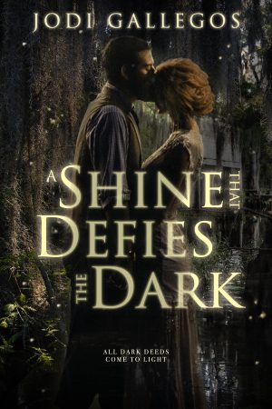 Cover for A Shine that Defies the Dark