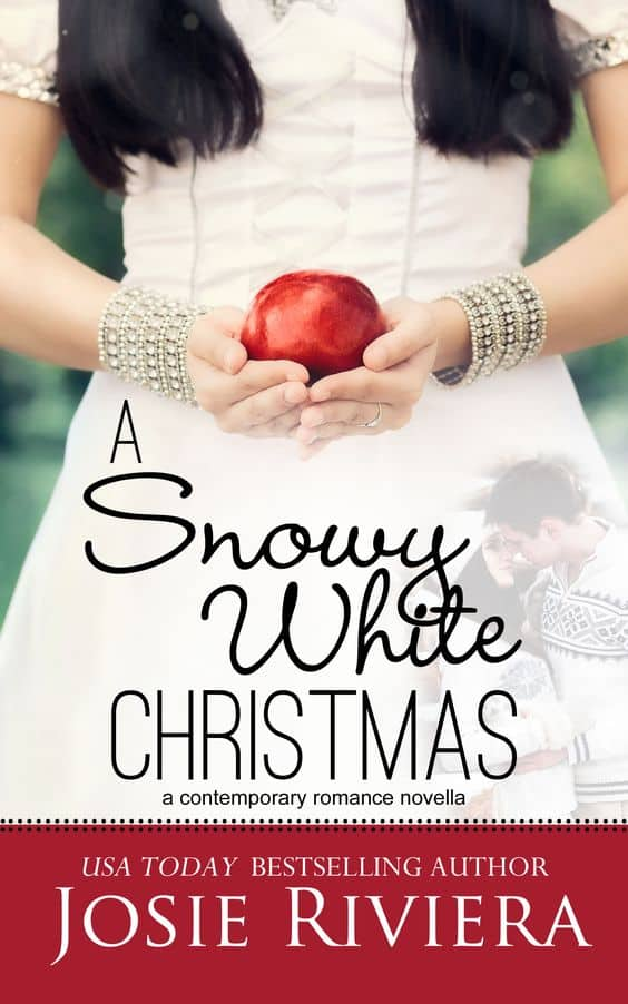 Cover for A Snowy White Christmas