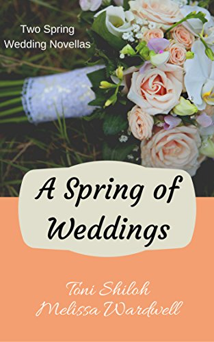 Cover for A Spring of Weddings