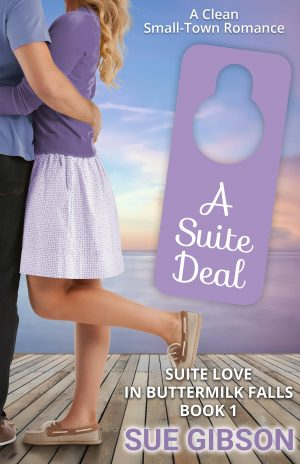 Cover for A Suite Deal