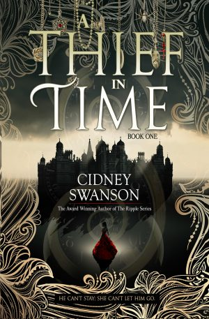 Cover for A Thief in Time