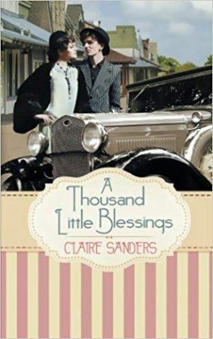 Cover for A Thousand Little Blessings