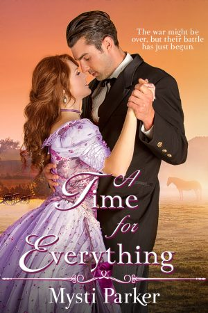 Cover for A Time for Everything