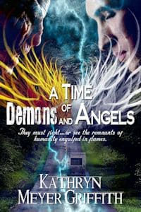 Cover for A Time of Demons and Angels