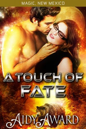 Cover for A Touch of Fate
