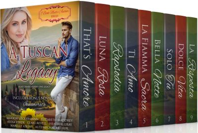 Cover for A Tuscan Legacy Complete Collection