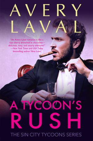 Cover for A Tycoon's Rush