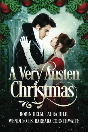 Cover for A Very Austen Christmas