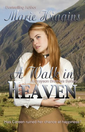 Cover for A Walk in Heaven