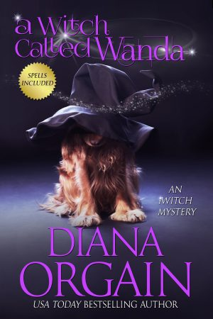 Cover for A Witch Called Wanda