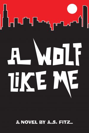 Cover for A Wolf Like Me