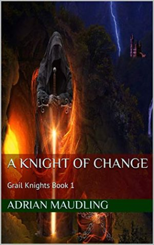 Cover for A Knight of Change