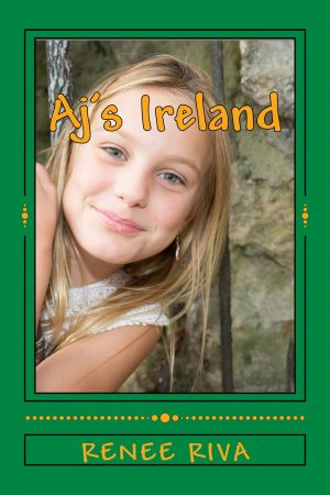 Cover for AJ's Ireland; A wee little coming of age comedy