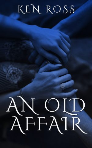 Cover for An Old Affair