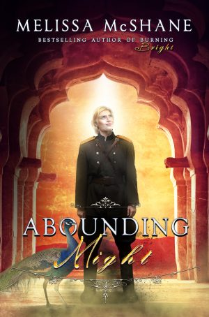 Cover for Abounding Might
