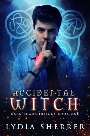 Cover for Accidental Witch