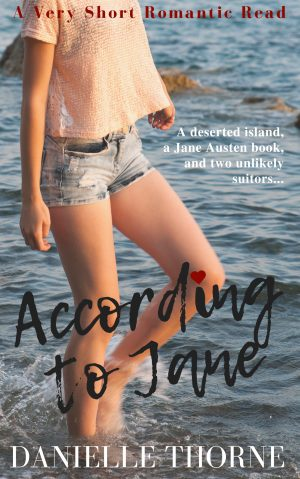 Cover for According to Jane