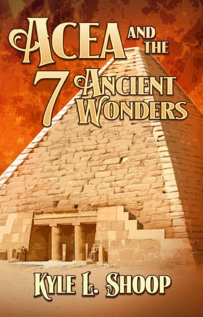 Cover for Acea and the Seven Ancient Wonders