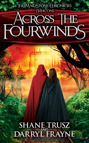 Cover for Across the Fourwinds