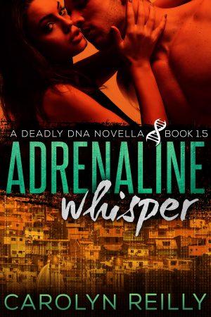 Cover for Adrenaline Whisper