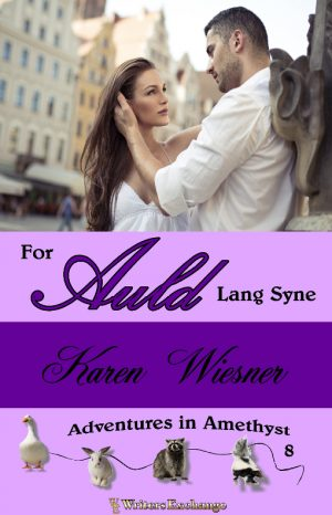 Cover for For Auld Lang Syne